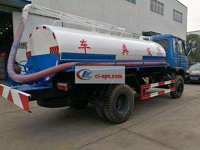 12吨东风145吸粪车图片