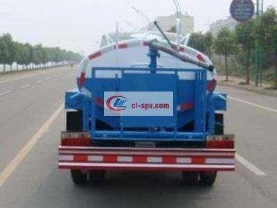 国五福田5吨洒水车图片