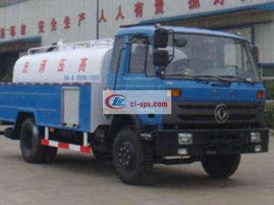 东风12吨高压清洗车图片