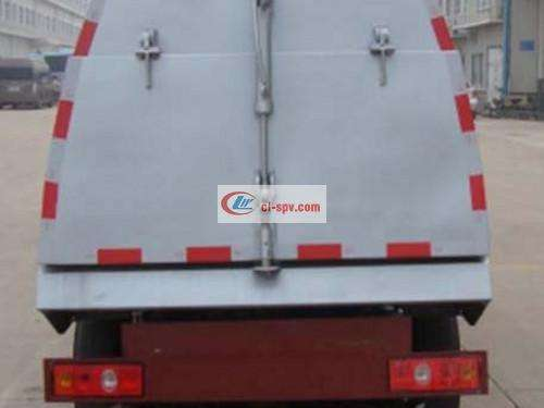 Picture of SC5035TXSDC5 5 Ton Sweeping Truck