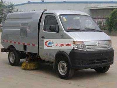 SC5035TXSDC5型5吨洗扫车图片