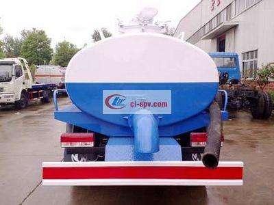 东风轻型5吨吸粪车图片