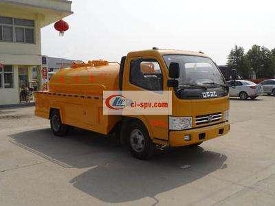 东风多利卡3吨 small 高压清洗车图片