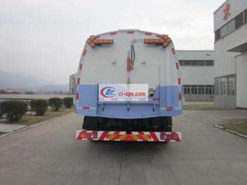 Picture of FLM5160TXSD5NG 16-ton washing and sweeping truck