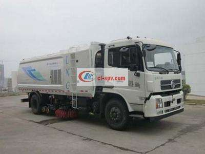 FLM5160TXSD5NG型16吨洗扫车图片