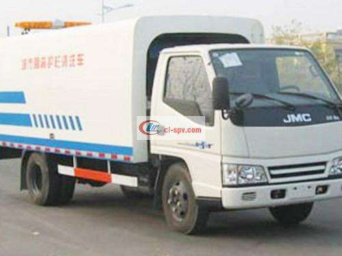 Picture of Jiangling 5 tons high pressure cleaning truck