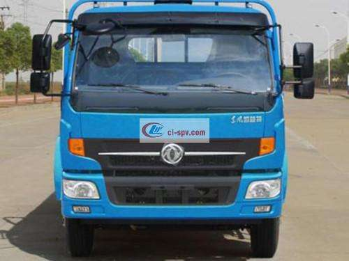 Dongfeng 8 party Dolica 8 party washing and sweeping truck pictures