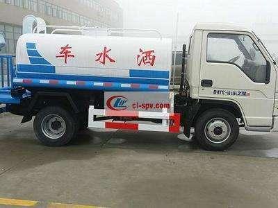 国五福田2吨 small 洒水车图片