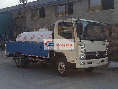 凯马3吨高压清洗车(管道疏通车)图片