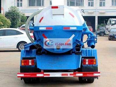 凯马 small 小型3吨吸污车图片