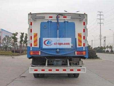 豪沃12吨洗扫车图片