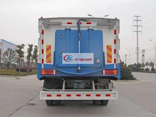 Howo 12 Tons Washing and Sweeping Truck Picture