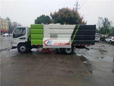 江淮8吨洗扫车图片