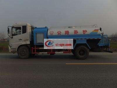 东风天锦隧道高压清洗车图片