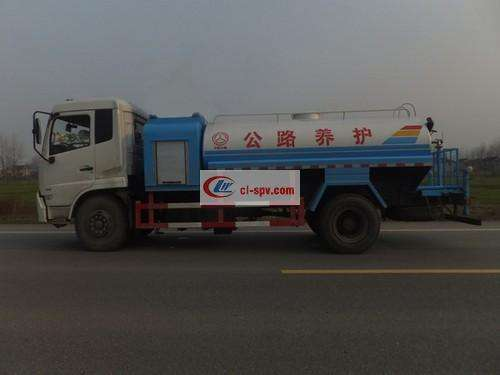 Dongfeng Tianjin Tunnel High Pressure Washing Truck Picture