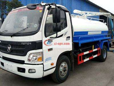 Foton Omark 6 Ton Suction Truck