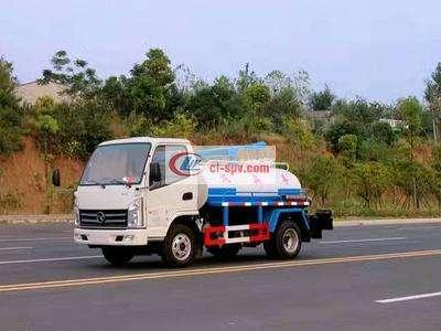 凯马4吨吸粪车(国五 small )图片