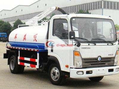 SINOTRUK Ace 5 Ton Suction Truck