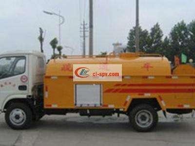 东风福瑞卡5吨高压清洗车图片