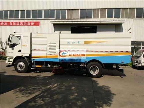 Picture of Dongfeng Liuzhou Motor 16 Ton Sweeping Truck