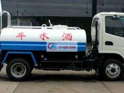 国五凯马 small 2.5吨洒水车图片