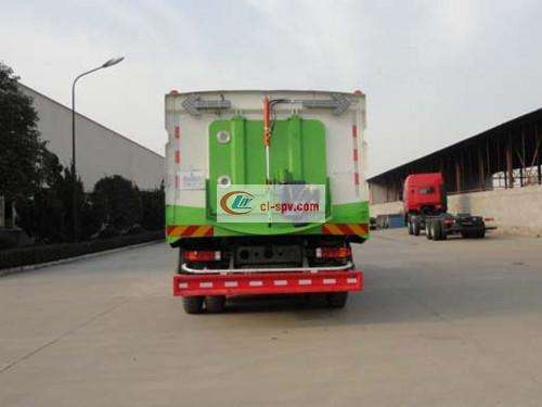 Heavy Duty Truck 16 Ton Sweeping Truck Picture