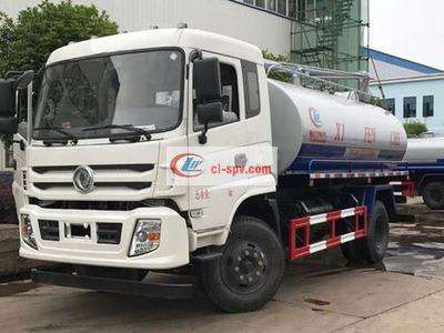 Dongfeng 12吨吸粪车图片