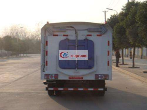 Dongfeng Capte 8 party washing and sweeping truck picture