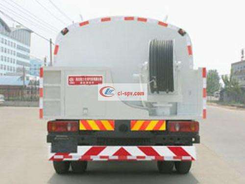 Dongfeng Tianjin Road Cleaning Truck Picture