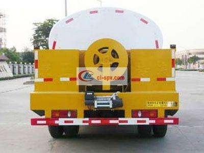 东风天锦12吨高压清洗车图片