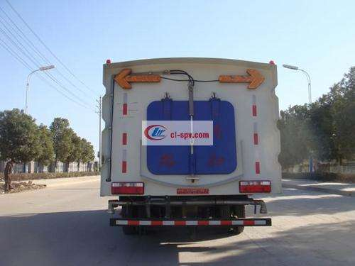 National Five Dongfeng Dolica 8 Party Washing and Sweeping Truck Picture