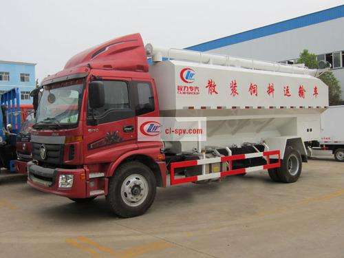 Foton 10 Ton Bulk Feed Truck Picture
