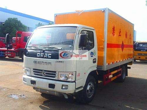 Dongfeng Duolika Blasting Equipment Transporter Picture