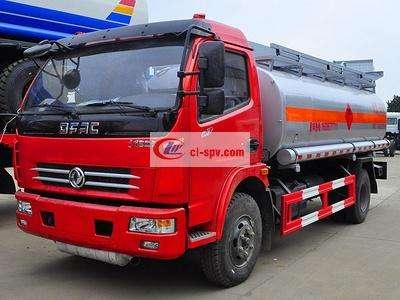 东风大多利卡9吨加油车图片
