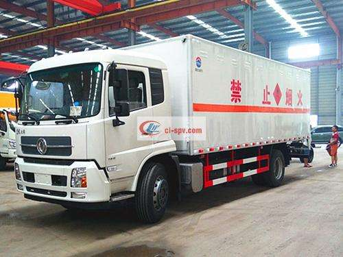 Dongfeng Tianjin Blasting Equipment Transporter Picture