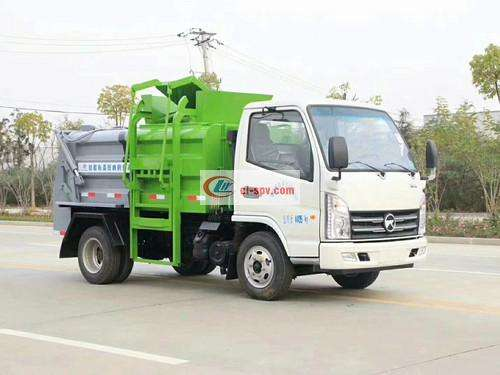 Kiama 3 party kitchen garbage truck picture