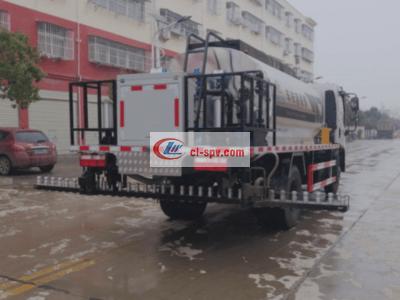 国六东风5吨沥青撒布车(标准型)图片