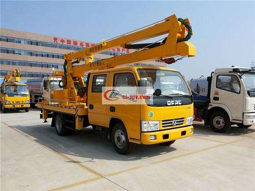 Dongfeng 14m Aerial Operating Truck Picture