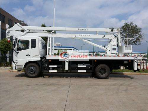 Dongfeng Tianjin 20m Aerial Operating Truck Picture