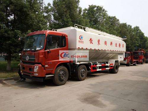 Tianjin Feed Truck Picture