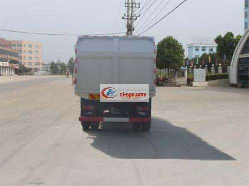 Picture of Dongfeng Compression Docking Garbage Truck