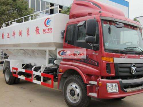 Foton Auman Feed Truck Picture
