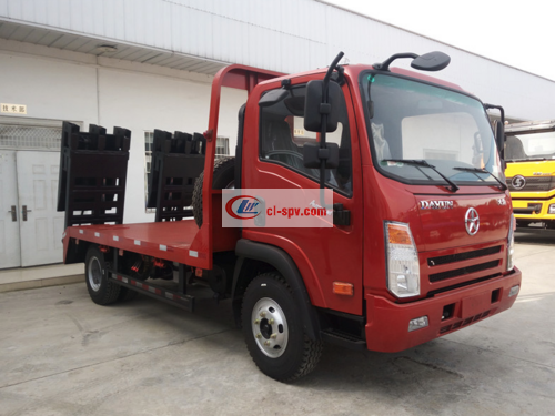 Dayun Folding Ladder Flatbed Picture