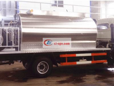 东风国六5吨沥青撒布车(普通型)图片