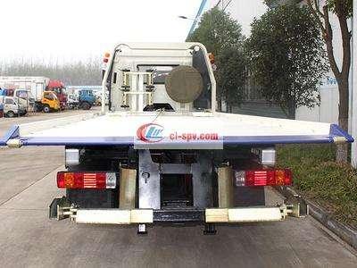 解放J6 one tow two wrecker 图片