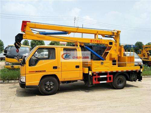 Picture of JMC 12m Aerial Operating Truck
