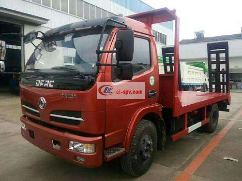 Picture of Dongfeng Furica 8 Ton Flatbed Transport Truck