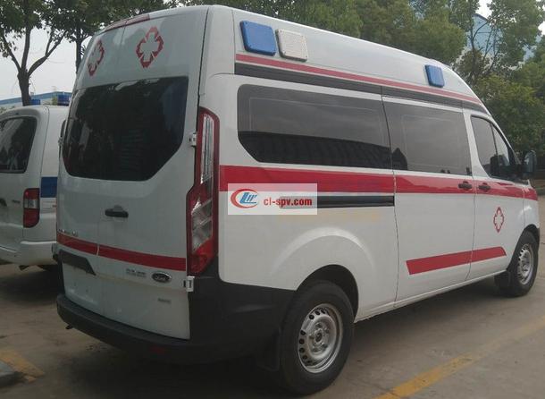 福特V362中轴救护车图片 (26)