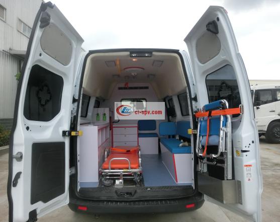 福特V362中轴救护车图片 (17)