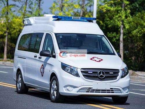 Mercedes-Benz New Vito Ambulance Picture